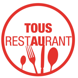 logo tous au restaurant 2013