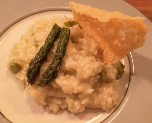 Risotto asperges ok